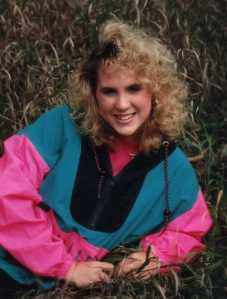 sjb, senior year        1992