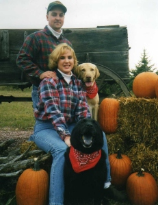 Our 1st Family Picture               1998