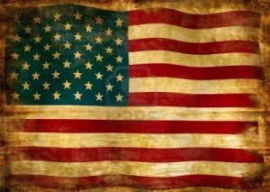 5110746-old-american-flag